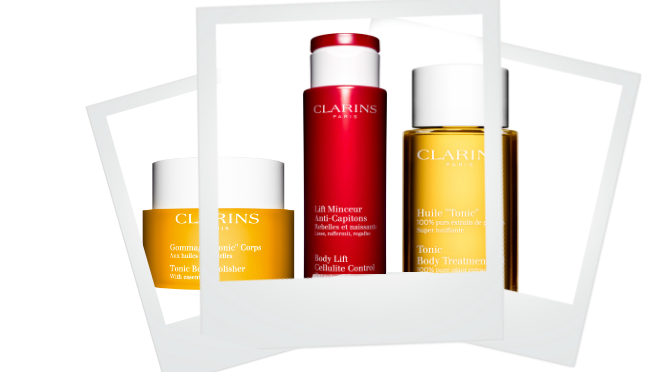 Beauty Diaries by Beauty Line - Clarins Anti Cellulite Kit