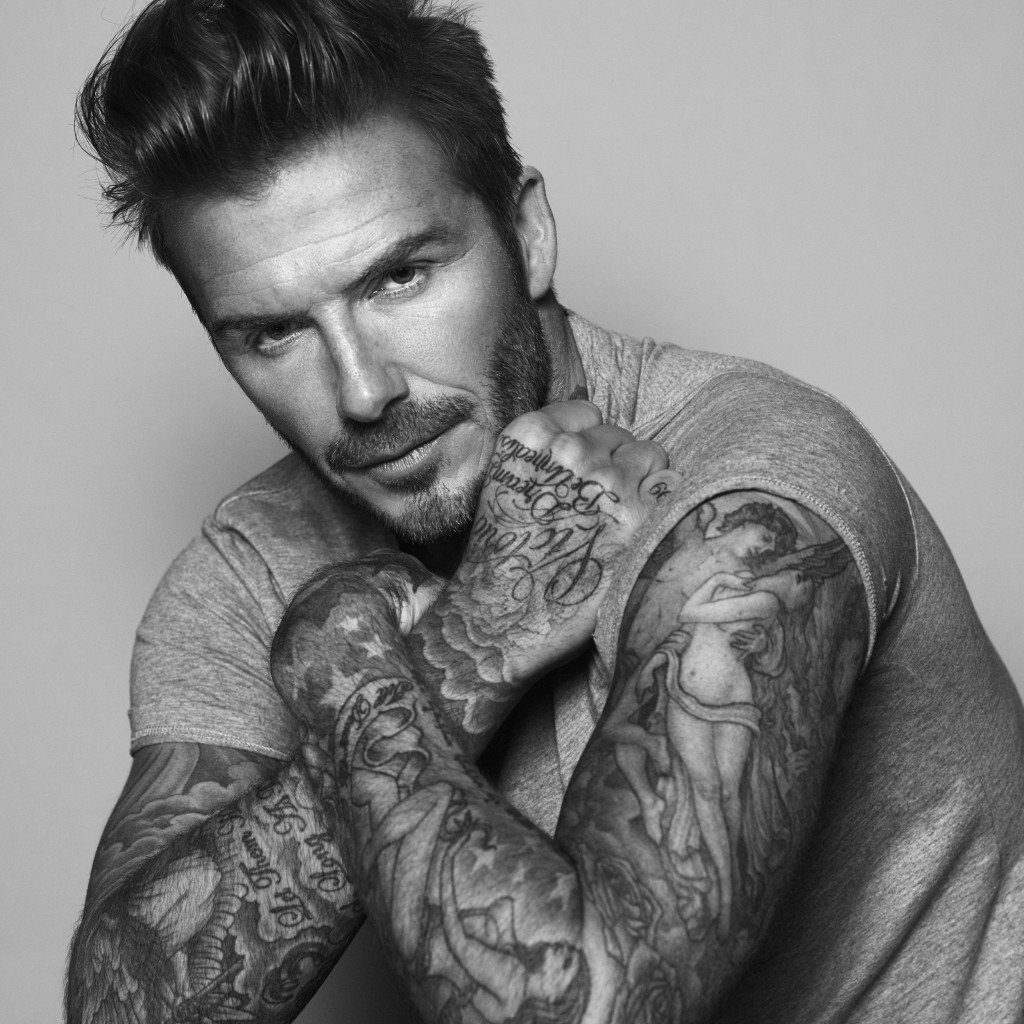 Beauty Diaries by Beauty Line - David Beckham x Biotherm