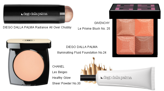 Beauty Diaries by Beauty Line - Powerful Eyes Complexion