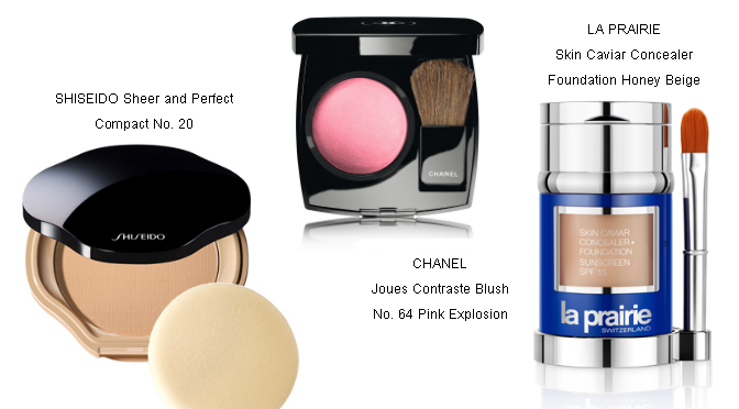 Beauty Diaries by Beauty Line - Pretty in Pink Complexion.