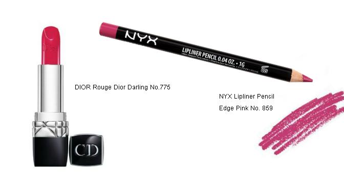 Beauty Diaries by Beauty Line - Pretty in Pink Lips