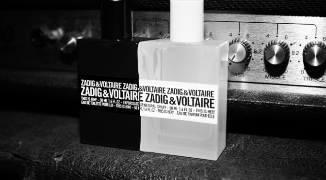 Beauty Diaries by Beauty Line - Zadig & Voltaire