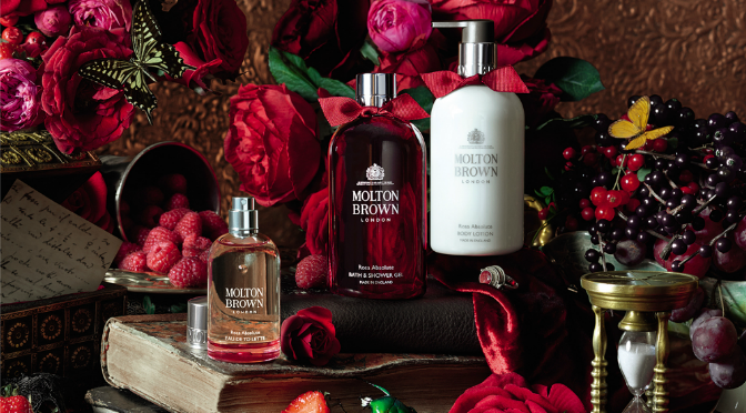 Beauty Diaries by Beauty Line - Molton Brown Rosa Absolute Collection