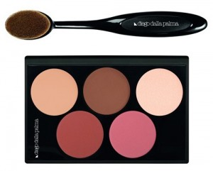DIEGO DALLA PALMA HIGHLIGHT & BLUSH CONTOUR PALETTE
