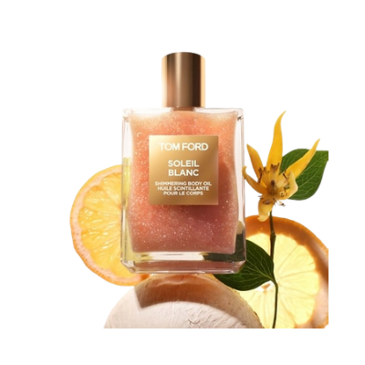Picture of SOLEIL BLANC SHIMMERING BODY OIL ROSE GOLD 100ML