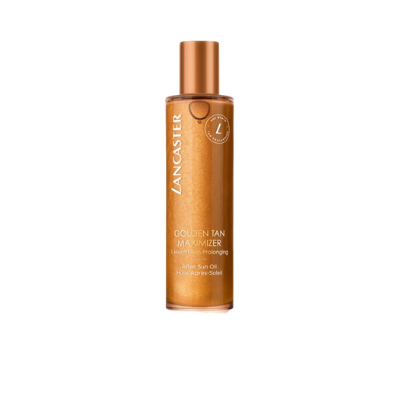 Picture of GOLDEN TAN MAXIMIZER AFTER SUN OIL  150ML