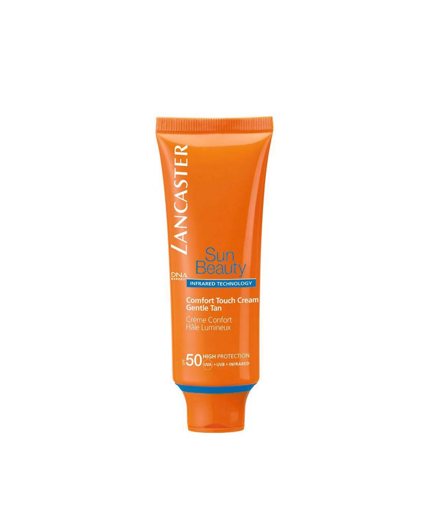 Picture of LANCASTER SUN  COMFORTING CREAM FOR FACE SPF 50